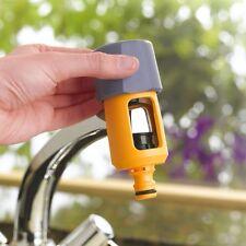 Hozelock 2274 Multi Grifo Mezclador conector de manguera de jardín & Arandelas