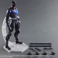 DC Square Enix Play Arts Kai Arkham Knight Nightwing Action Figure