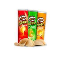 Pringles Potato Chips - 110gm  - free shipping !!