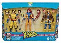 X-Men Marvel Legends Wolverine/Jean/Cyclops Action Figure 3 Pack Unopened