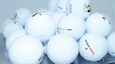 Wilson Golf Ball 1er mixed pelotas Lake pelota Weiss One Piece Training Tour practise