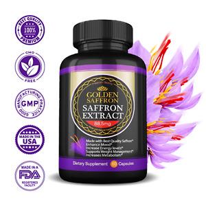 Golden Saffron, Saffron Extract 8825 - Best All Natural Appetite Suppressant