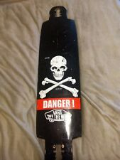 Longboard skateboard used Deck