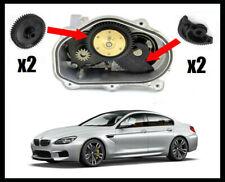 2x Kit Riparazione Ingranaggio NUOVO SET PER ATTUATORE corpo farfallato BMW M Series M3 M5 M6