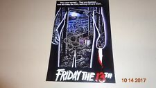 Sean Cunningham Signed Picture Autographed With COA Director Friday the 13th