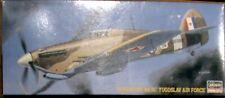 Hasegawa 1/72 Hawker Hurricane IIC Yugoslav Air Force unmade complete sealed bag