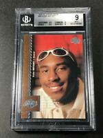 KOBE BRYANT 1996 UPPER DECK #58 ROOKIE RC BGS 9.5 9 9.5 9 SUBGRADES LAKERS NBA