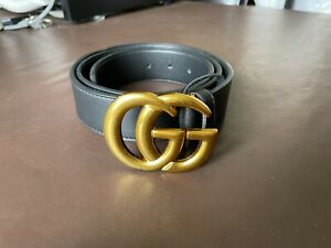 gucci belt women used