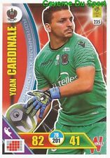 235 YOAN CARDINALE OGC.NICE CARTE CARD ADRENALYN LIGUE 1 2018 PANINI