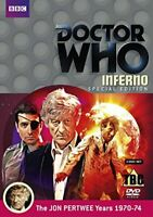 Doctor Who: Inferno - Special Edition [DVD][Region 2]