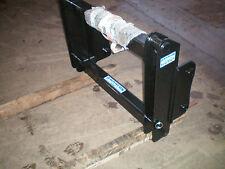 JCB 3CX to lift JCB Qfit interchanger adapter plate conversion plate