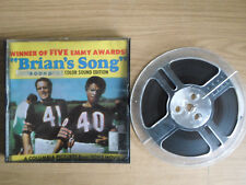 Super 8mm sound 1x400 BRIANS SONG. James Caan classic.
