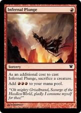 Infernal Plunge x4 (EX) - Innistrad - MTG Red Common