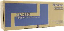 ORIGINALE KYOCERA MITA TONER TK-435 1T02KH0NL0 Nero NUOVO B