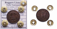 "AA109-R. di Sard. - C.Felice - 1 Cent. 1826 TO ""P"""