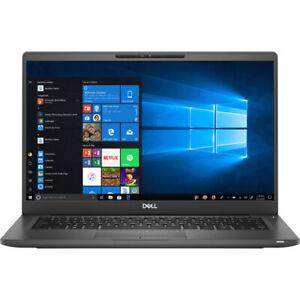 """Dell Latitude 7400 Laptop i5-8265U 1.6GHZ 16Gb 1TB NVME 14"""" IPS FHD W10+WARRANTY"""