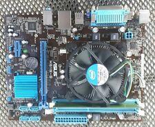 PLACA BASE LGA 1155 ASUS H61M-G con G2130 doble núcleo 3,2 GHz y 4GB RAM DDR3