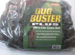 Shannon Outdoor BBX3-L Bugbuster Plus Bugsuit Mossy Oak Break Up Large