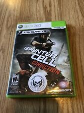 Splinter Cell Conviction Xbox 360 Cib Game Works VC6