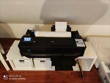 HP DesignJet T120 - Plotter Wlan - ePrint