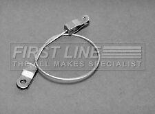 FORD FIESTA Mk1 1.1 Handbrake Cable Right 77 to 83 GLA Hand Brake Parking New