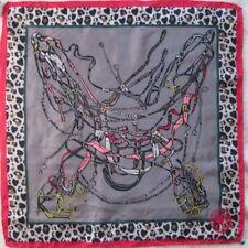 Écharpes et châles foulard rouge pour femme, en 100% soie   Achetez ... fb1040b5b66