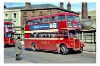 pt7534 - Ribble Bus no 1370 at Blackburn , Lancashire - photograph 6x4