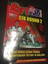 Go Kart - Kart OZ Magazines June 2014