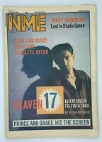 NME 18 August 1984 Jerry Dammers Heaven 17 Dead Can Dance