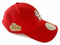 New - MLB St. Louis Cardinals 2011 Championship Baseball Hat - FREE SHIPPING