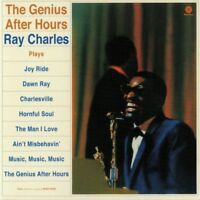 CHARLES, Ray - The Genius After Hours - Vinyl (180 gram vinyl LP)