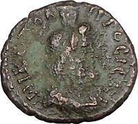 CARACALLA as CAESAR 195AD  Nicopolis ad Istrum SERAPIS Ancient Roman Coin i45256