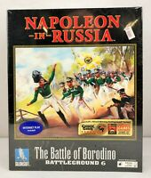 Battleground 6: Napoleon in Russia ~ The Battle of Borodino (PC, 1997) Big Box