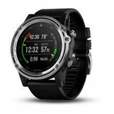 New Garmin Descent MK1 GPS Diving Black Dive HR Scuba Diving Watch 010-01760-00