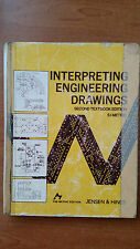 Interpreting Engineering Drawings 2nd Textbook Edition Simetric