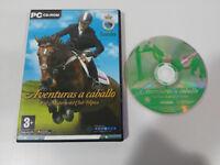 Avventure A Cavallo E Il Mistero del Club Equestre Gioco PC Spagnolo Cd-Rom