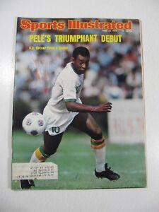 Sports Illustrated Magazine- June 23, 1975 U.S. Soccer FInds a Savior