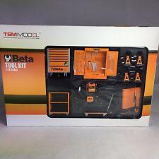 1/18 TSM Beta Tool Kit Garage #TSM13AC25