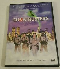 GHOSTBUSTERS DVD COLLECTORS SERIES