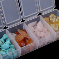 Blesiya 7 Styles Irregular Rock Chips Stone Beads For Jewelry Making DIY