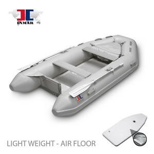 270H-TS (9.0 ft) INMAR Tender Inflatable Boat - Air Floor -Yacht, Dingy, Sailing