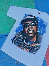 Vintage NWOT Pimp C Houston Texas UGK Rap Tee Hip Hop Graphic Shirt XXXXL 4XL