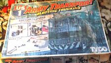 Vintage Tyco US1 Arm Transport HO Scale Race Track w/Trucks #3201