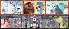 Jigsaw Puzzle Entertainment Secret Life of Pets the movie 200 pieces NEW
