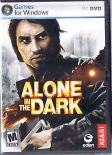 Alone in the Dark (PC, 2008, Atari, SEALED NEW)