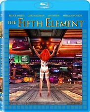 THE FIFTH ELEMENT BLU-RAY - SINGLE DISC EDITION - NEW UNOPENED - BRUCE WILLIS