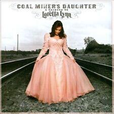 Coal Miner's Daughter: A Tribute to Loretta Lynn by Loretta Lynn (CD, Nov-2010, Sony Music Distribution (USA))