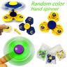 Newest Rainbow Fidget Hand Spinner Metal EDC Fingertip Stress Relief Focus Toys