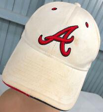 Atlanta Braves New Era Discolored Adjustable Baseball Cap Hat