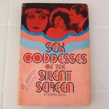 Sex Goddesses Silent Screen Bios Theda Bara Mae Murray Barbara LaMarr Negri HCDJ